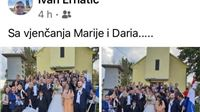 Načelnik Stožera Civilne zaštite Pitomače Ivan Erhatić hvali se svatovima bez maske, distance i s više od 50 uzvanika