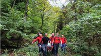 HGSS Orahovica spašavao planinara palog s ferate u blizini Duzluka