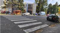 Policija nije pronašla vozačicu koja je naletjela na pješakinju kraj Tehničke škole pa moli građane za pomoć