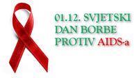 Projekt Živjeti zdravo pridružuje se obilježavanju Svjetskog dana borbe protiv AIDS-a