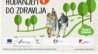 Od ovog proljeća u svim županijama Republike Hrvatske hodamo zajedno do zdravlja