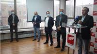 SDP predstavio kandidata za župana, gradonačelnika Orahovice i načelnike četiri općine