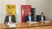 Hrvatska pošta preuzima distribuciju pretplate na pretplatničke adrese od Tiska plus