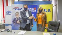 Koalicijski  sporazum za Gradsko vijeće Virovitice: Nastavak partnerske surdanje HDZ -a i HSLS-a