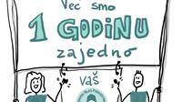 Udruga Glas poduzetnika: Godinu dana borbe za bolje i pravednije društvo