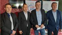 Zdravko Dijaković kandidat Domovinskog pokreta za načelnika Općine Pitomača, Siniša Bedeković za zamjenika