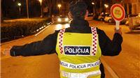 Zbog pogoršanja stanja sigurnosti u prometu ovog vikenda policija pojačava nadzor