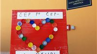 Čep po čep za skupi lijek: Dječji vrtić Cvrčak u humanitarnoj akciji za oboljele od malignih bolesti