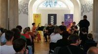 Maturalni koncert u Gradskom muzeju Virovitica