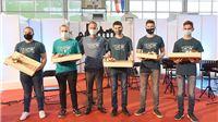 Ivan Jadek, Kristijan Matković, Dinko Magenhajm, Kristijan Vuk i Filip Smrček su najbolji učenici Virovitičko-podravske županije