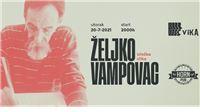 """Večeras u Pubu otvaranje izložbe """"Osamnaest mi je godina"""" Željka Vampovca Brke"""