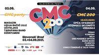 Poznat cijeli line up 5. CMC 200 Slavonija festa u Slavonskom Brodu