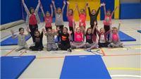 Gimnastička glazbeno-ritmička sportska vježbaonica – upisi djevojčica