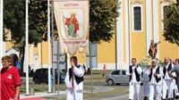 Svečana sveta misa i procesija za Dan sv. Roka