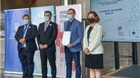 """Potpisan ugovor za projekt virovitičke Gradske knjižnice i čitaonice """"Potrubi za knjigu"""""""
