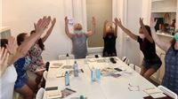 NASTAVNIK BEZ STRESA=ŠKOLA BEZ STRESA Nastavnica Industrijsko-obrtničke škole Virovitica Maja Štampar, sudjelovala na tečaju u Barceloni