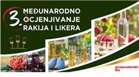 Prijavite se na 3. Međunarodno ocjenjivanje rakije i likera u Zagrebu