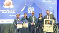 TIC-u srebro, Dravskoj priči bronca u utrci za najbolje europske projekte