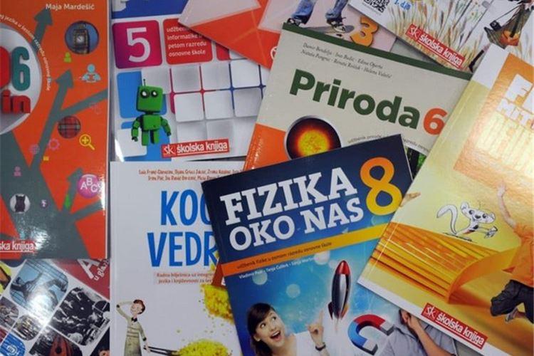 Besplatni kompleti udžbenika za učenike osnovne škole