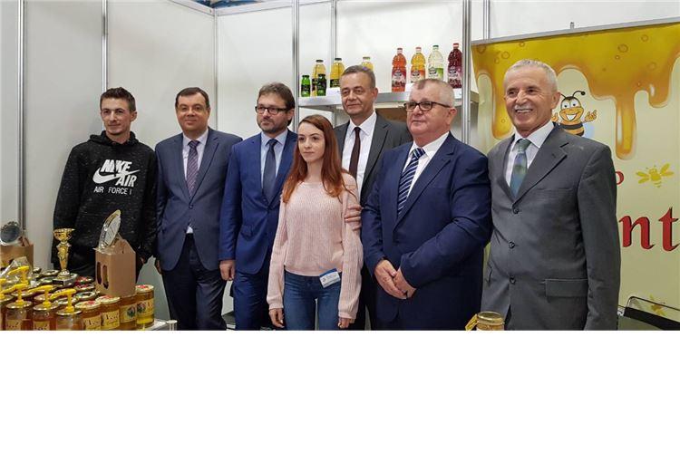 Virovitičko-podravski gospodarstvenici i obrtnici na 21. Obrtničkom i gospodarskom sajmu Koprivničko-križevačke županije