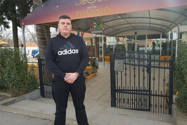 Ivan Đakić u 24 sata: Gadim se sam sebi, a i majka mi je svašta rekla!