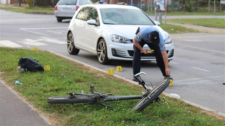 U prometnoj nesreći lakše ozlijeđena novinarka Iva Anzulović