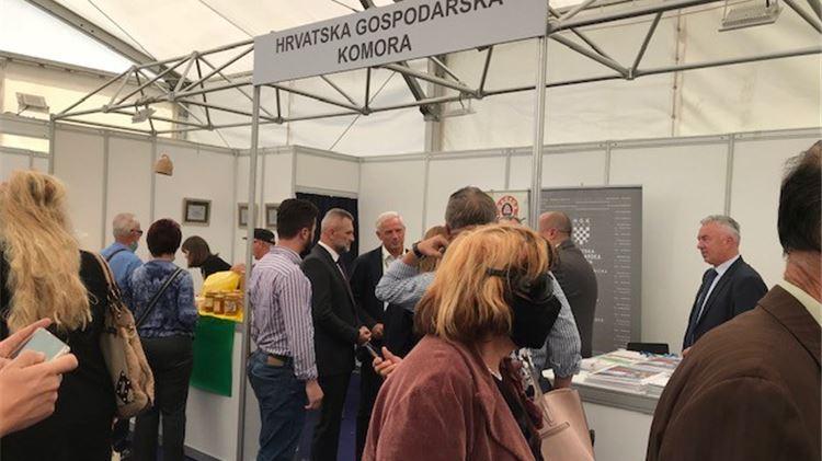 OPG Slavko Švraka na 18. Međunarodnom sajmu ekologije u Bihaću